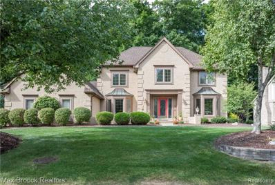1700 Rolling Woods Dr, Troy, MI 48098 - MLS#: 21499563