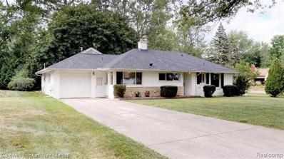 2332 Rutherford Rd, Bloomfield Hills, MI 48302 - MLS#: 21500060