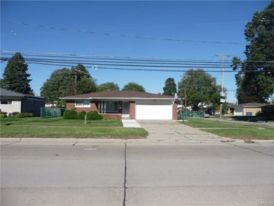2805 Common Rd, Warren, MI 48092 - MLS#: 21500079