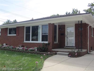 1116 Darlene Ave, Madison Heights, MI 48071 - MLS#: 21500155