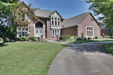 48196 Lake Valley Dr, Shelby Twp, MI 48317 - MLS#: 21500178