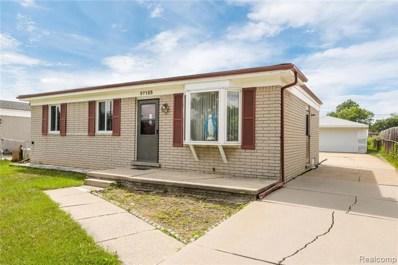 37125 Carpathia Blvd, Sterling Heights, MI 48310 - MLS#: 21500424