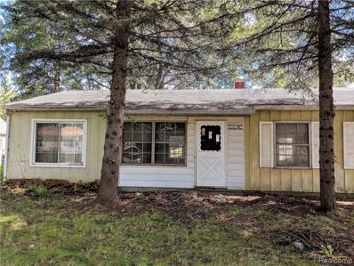 3831 Queensbury Rd, Lake Orion, MI 48359 - MLS#: 21500574