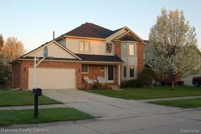 52599 Mary Martin Dr, Chesterfield, MI 48051 - MLS#: 21501436
