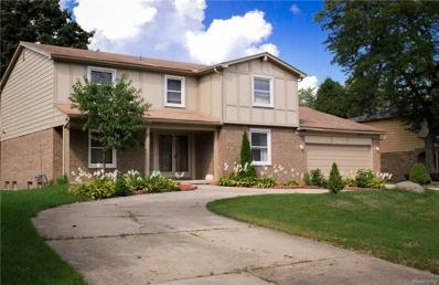35350 Glengary Cir, Farmington Hills, MI 48331 - MLS#: 21501947