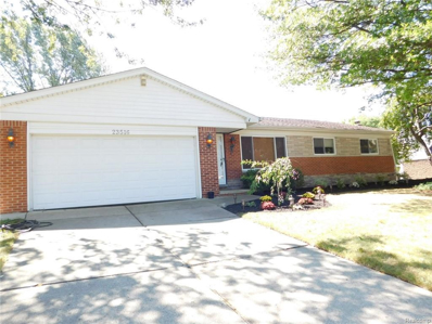 23516 Thornton St, Clinton Township, MI 48035 - MLS#: 21502100