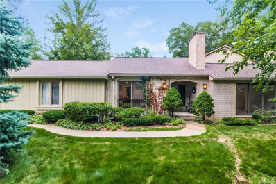 1235 Manorwood Cir, Bloomfield Hills, MI 48304 - MLS#: 21502667