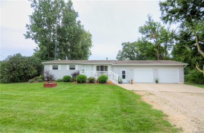 841 W Barnes Lake Rd, Columbiaville, MI 48421 - MLS#: 21503142
