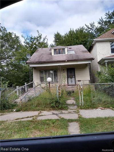 7520 Hanover St, Detroit, MI 48206 - MLS#: 21503522