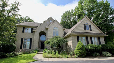 5975 Orchard Woods Dr, West Bloomfield, MI 48324 - MLS#: 21503678