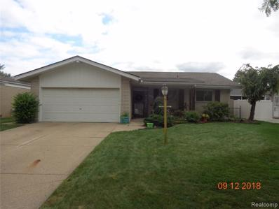 12166 Chevelle Dr, Sterling Heights, MI 48312 - MLS#: 21504111
