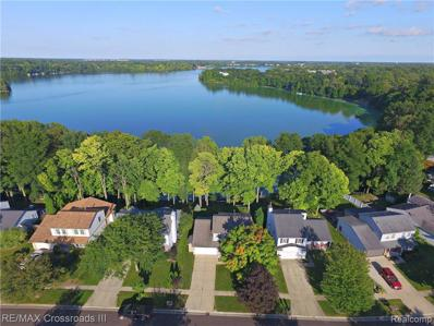 8133 Lake Crest Dr, Ypsilanti, MI 48197 - MLS#: 21504121