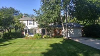 7230 Riverstone Rd, West Bloomfield, MI 48322 - MLS#: 21504335