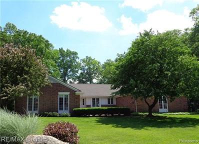 1857 Ledbury Dr, Bloomfield Hills, MI 48304 - MLS#: 21505319