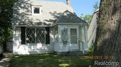 23059 Hazelwood Ave, Hazel Park, MI 48030 - MLS#: 21505348