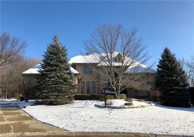 1998 Barrington Crt, Rochester Hills, MI 48306 - MLS#: 21505408
