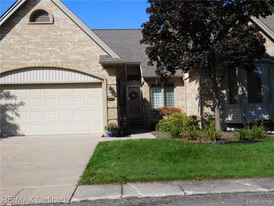 54457 Cambridge Dr UNIT Unit#23>, Shelby, MI 48315 - MLS#: 21505921