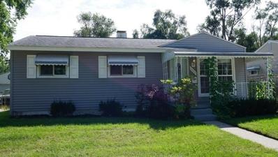 1404 Fall River Rd, Ypsilanti, MI 48198 - MLS#: 21506078