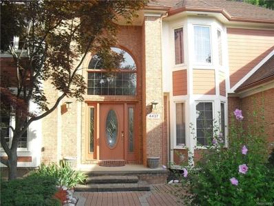 4437 Vineyards Blvd, Sterling Heights, MI 48314 - MLS#: 21506137