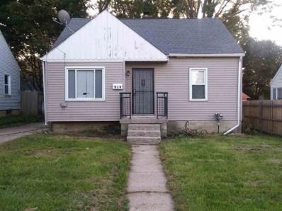928 Johnson, Flint, MI 48532 - MLS#: 21506361