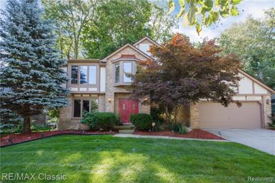 37569 Emerald Forest, Farmington Hills, MI 48331 - MLS#: 21506730