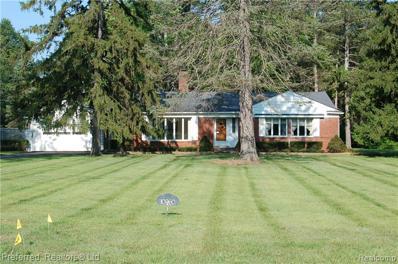 10960 Hannan Rd, Belleville, MI 48111 - MLS#: 21506822