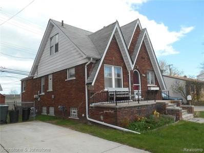 22945 Pleasant St, Saint Clair Shores, MI 48080 - MLS#: 21506846