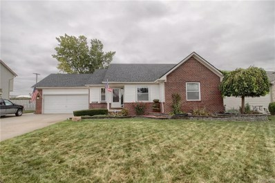 25527 Briar Towne Blvd, Chesterfield, MI 48051 - MLS#: 21506982