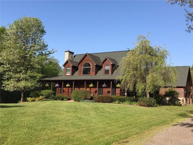 2424 S Gregory Rd, Fowlerville, MI 48836 - MLS#: 21506988