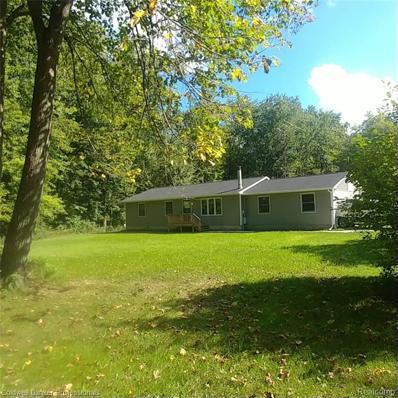 1527 S Lake George Rd, Attica, MI 48412 - MLS#: 21507043