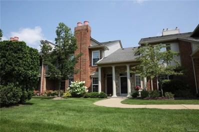 3705 Oakmonte Blvd UNIT Bldg#2, Rochester, MI 48306 - MLS#: 21507109