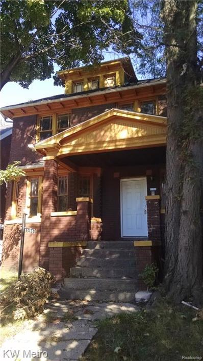 8320 Townsend St, Detroit, MI 48213 - MLS#: 21507128