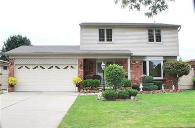 13232 Canterbury Dr, Sterling Heights, MI 48312 - MLS#: 21507355