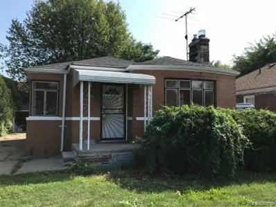 17928 Chandler Park Dr, Detroit, MI 48224 - MLS#: 21507454