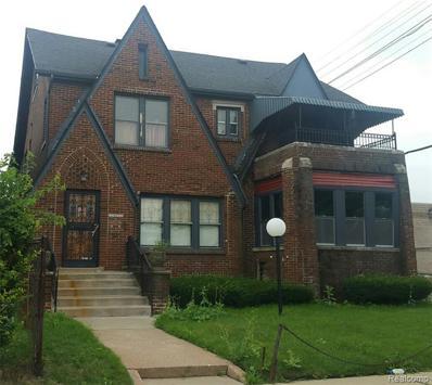 2541 Pingree St, Detroit, MI 48206 - MLS#: 21507489
