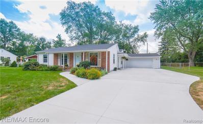 1082 Avon Manor Rd, Rochester Hills, MI 48307 - MLS#: 21507511