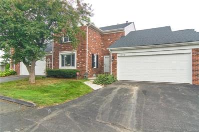 1572 Georgetown Pl, Bloomfield Hills, MI 48304 - MLS#: 21507984