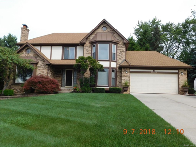 37335 Chesapeake Rd, Farmington Hills, MI 48335 - MLS#: 21508121