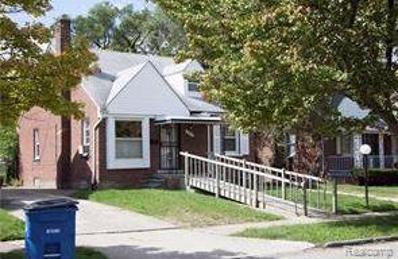 20213 Manor St, Detroit, MI 48221 - MLS#: 21508254