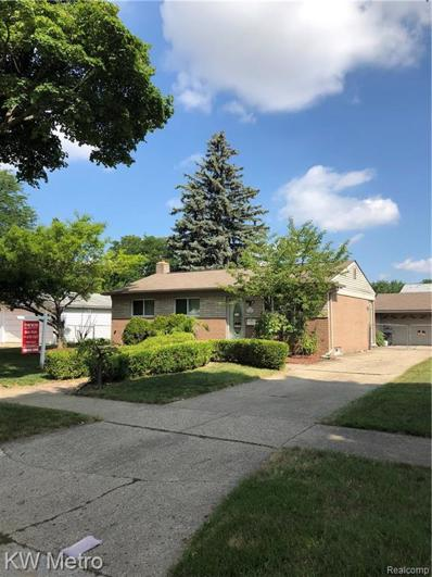11841 Greenway Dr, Sterling Heights, MI 48312 - MLS#: 21508374