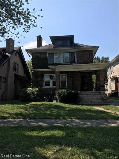 643 Chalmers St, Detroit, MI 48215 - MLS#: 21509131