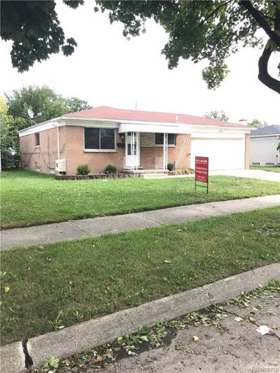 32942 Dowland Dr, Warren, MI 48092 - MLS#: 21509132