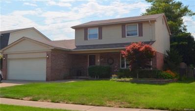 17073 Knollwood Crt, Clinton Township, MI 48038 - MLS#: 21509181