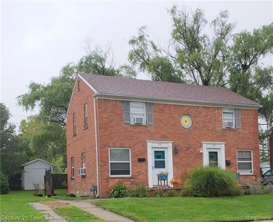 320 Parkview Dr, Plymouth, MI 48170 - MLS#: 21509611