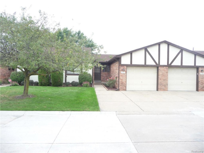 25357 Joanne Smith Dr, Warren, MI 48091 - MLS#: 21510329