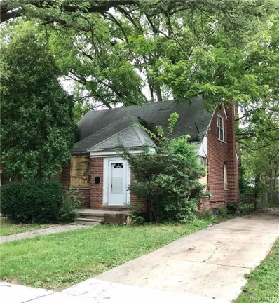 18538 Trinity St, Detroit, MI 48219 - MLS#: 21510343