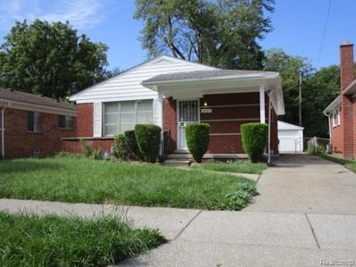 18497 Burt Rd, Detroit, MI 48219 - MLS#: 21510411