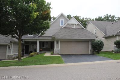 8207 Timber Trl UNIT Unit#24, White Lake, MI 48386 - MLS#: 21510430