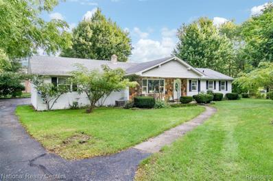1615 E Wattles Rd, Troy, MI 48085 - MLS#: 21510948