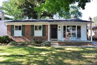 3324 Merrill Ave, Royal Oak, MI 48073 - MLS#: 21511340